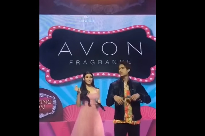 Filipina Nancy, Liza Soberano jams with 'BBoom BBoom'